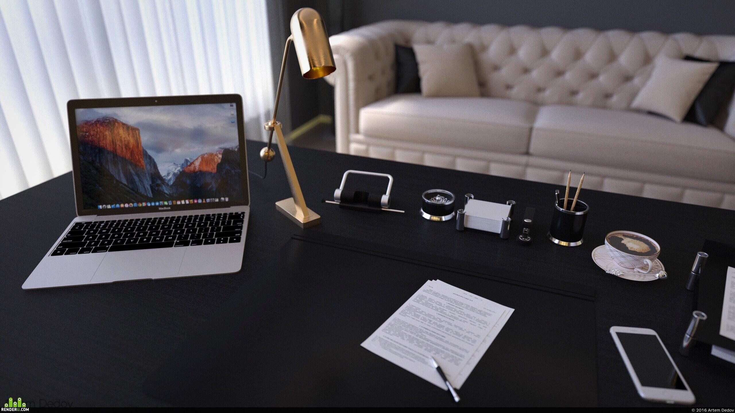 preview Визуализация кабинета