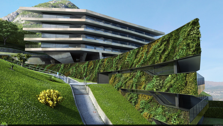 preview Nizza Paradise-3D architectural animation by Joel Stutz