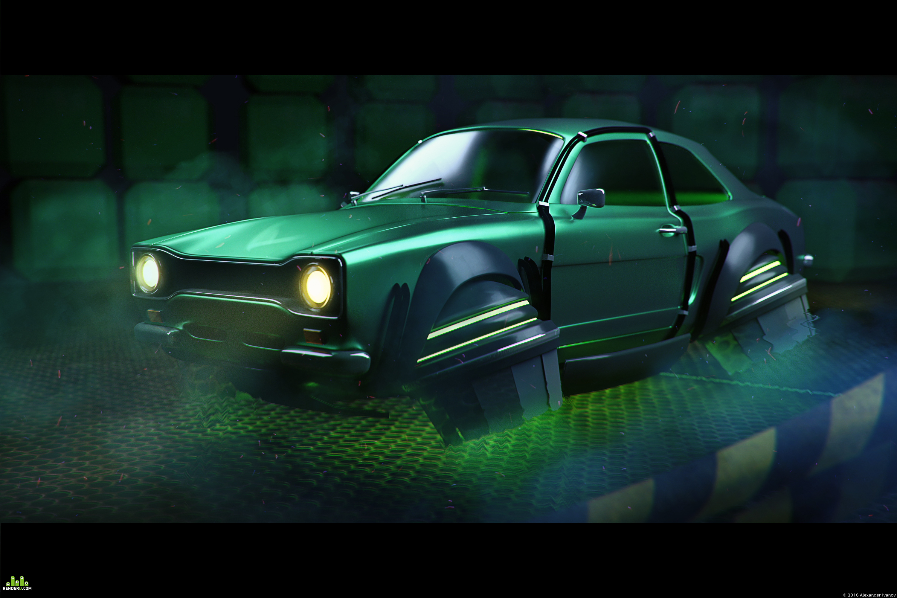 preview Ford Escort FV