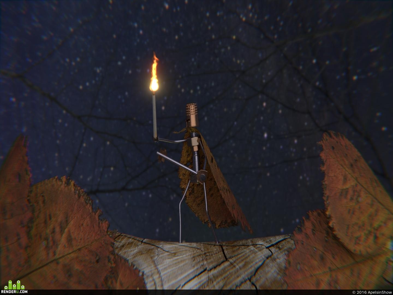 preview Рыцарь из гвоздей