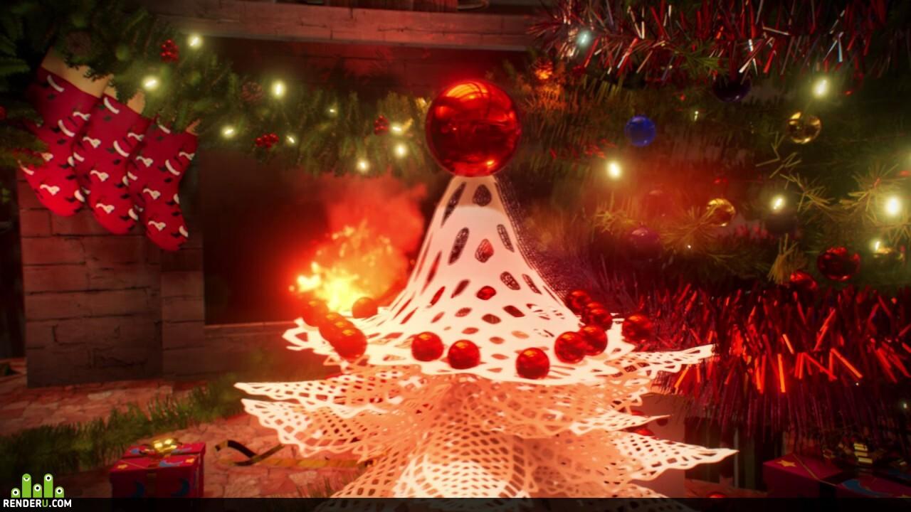 preview Рождественская сказка