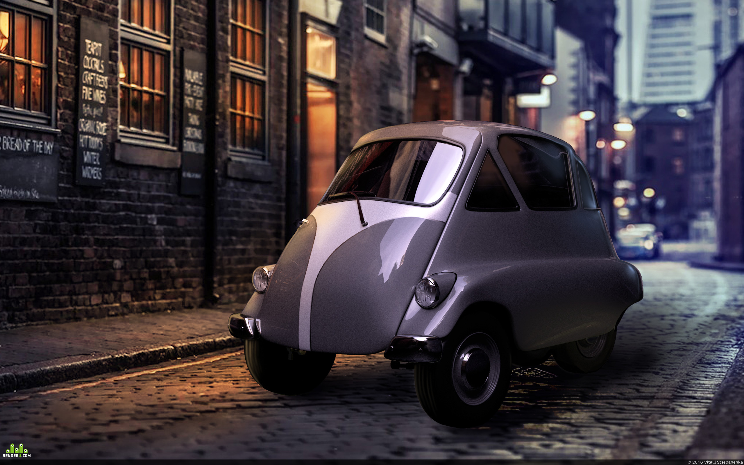 preview isetta