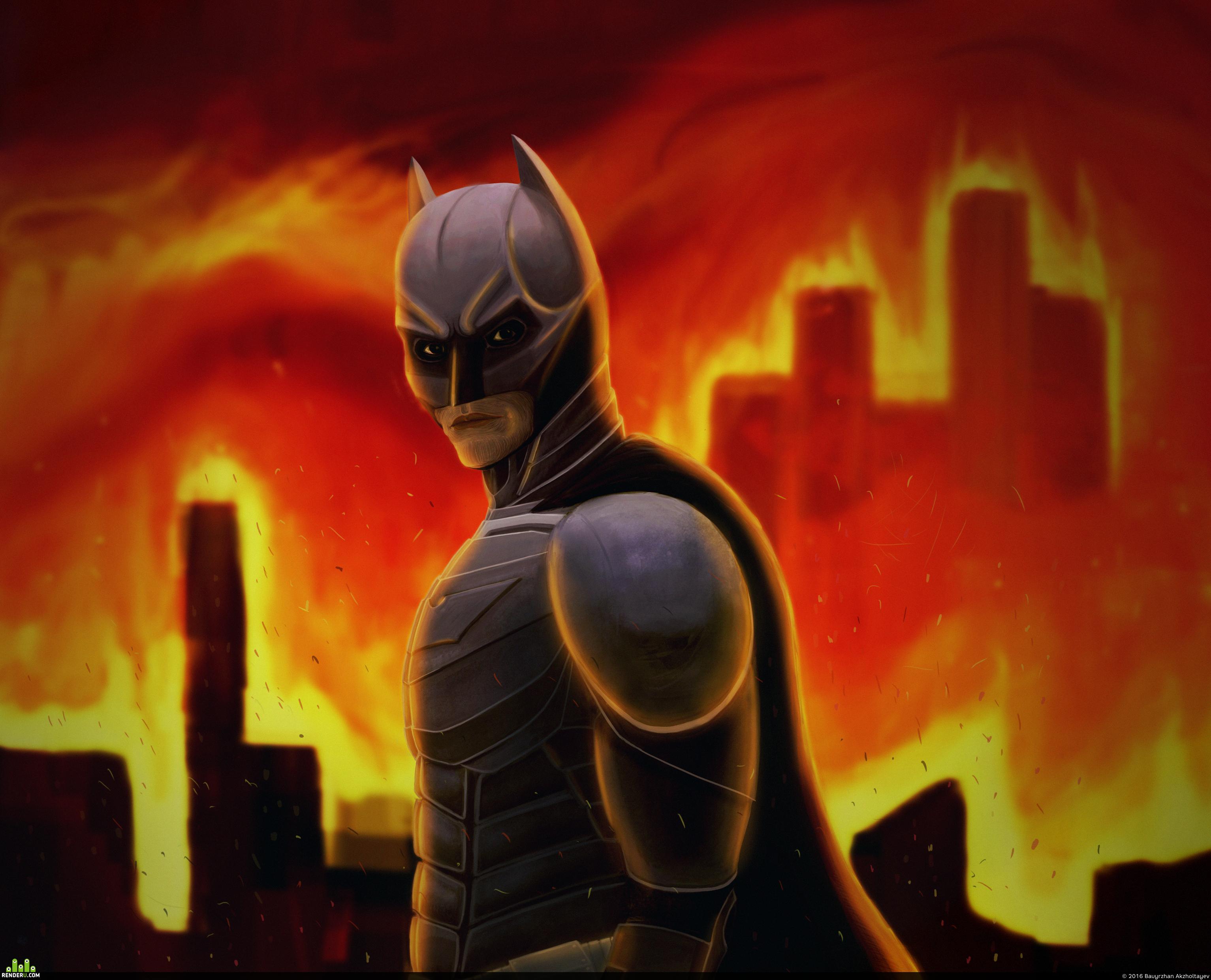 preview Бэтмен
