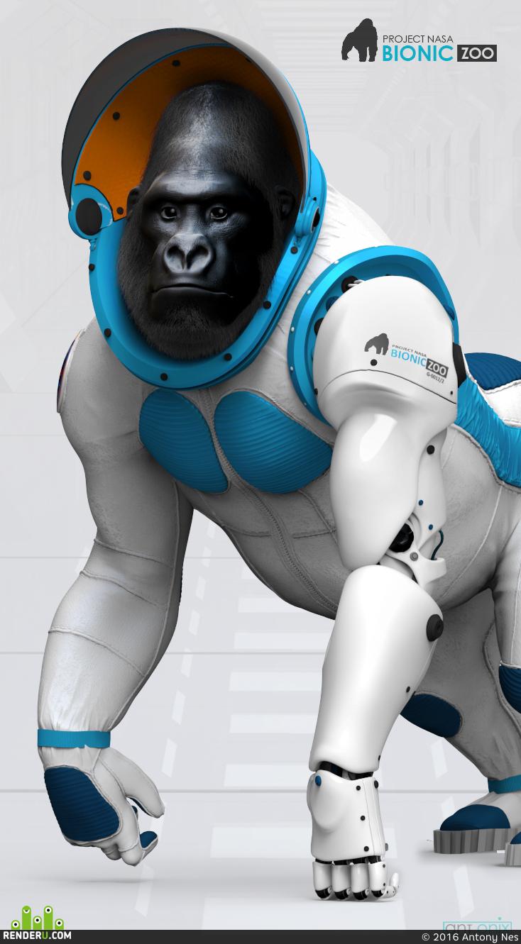 "preview Проект ""Bionic-ZOO""."