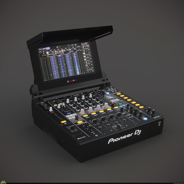 preview PIONEER DJM-TOUR1