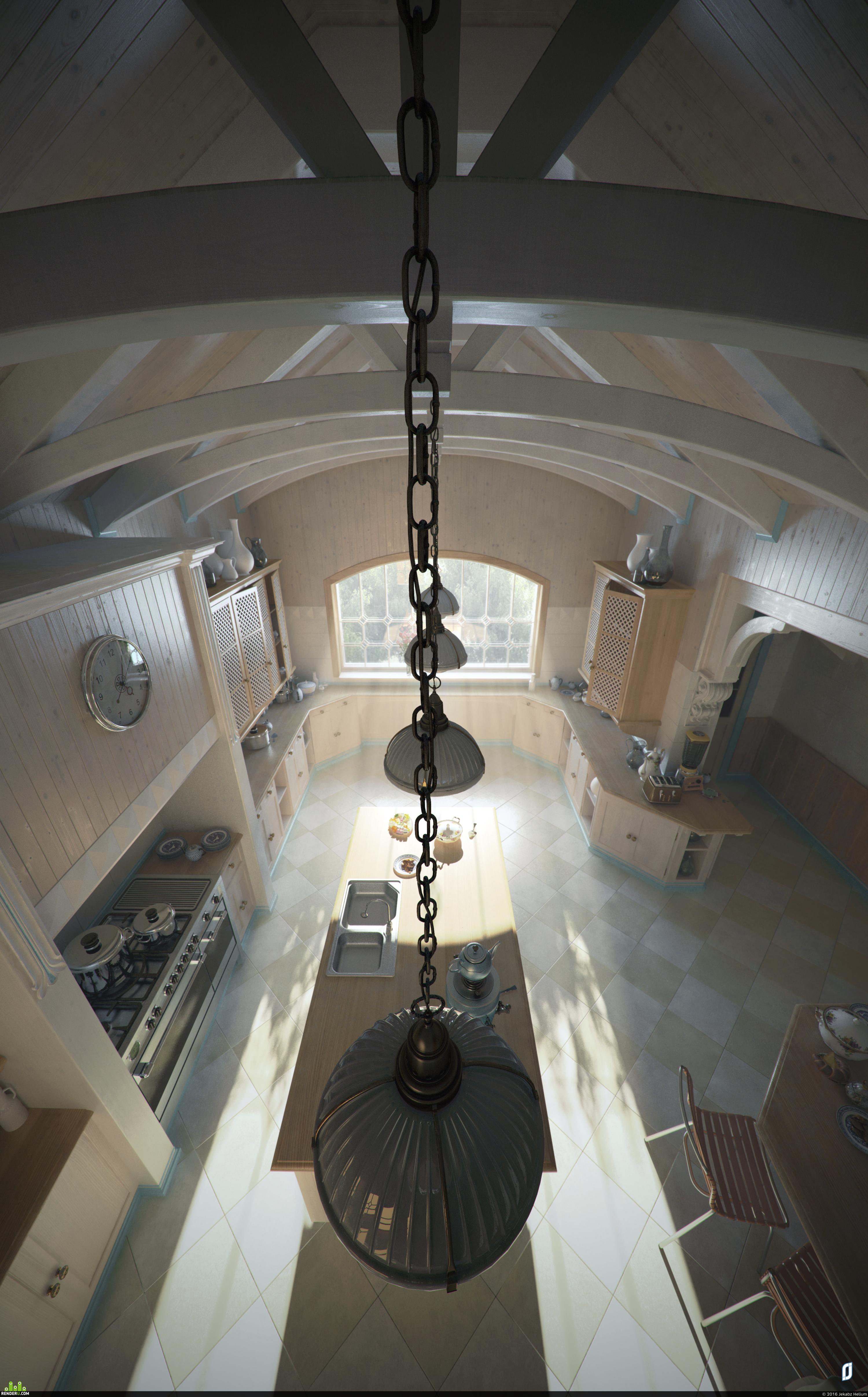 preview Bинтаж кухня