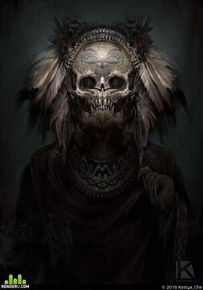 preview Ацтекский Демон 2