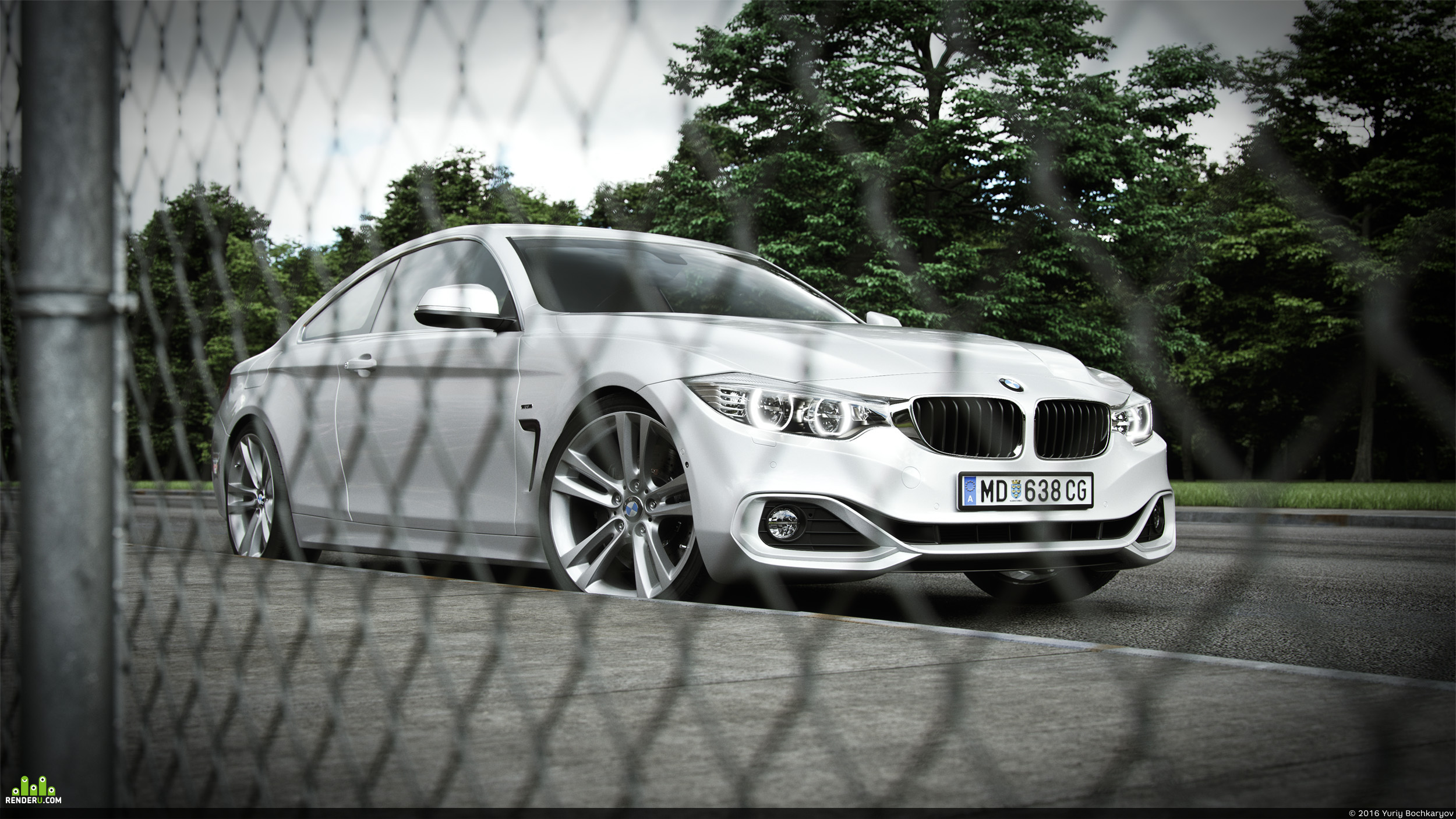preview BMW 4er(F32)