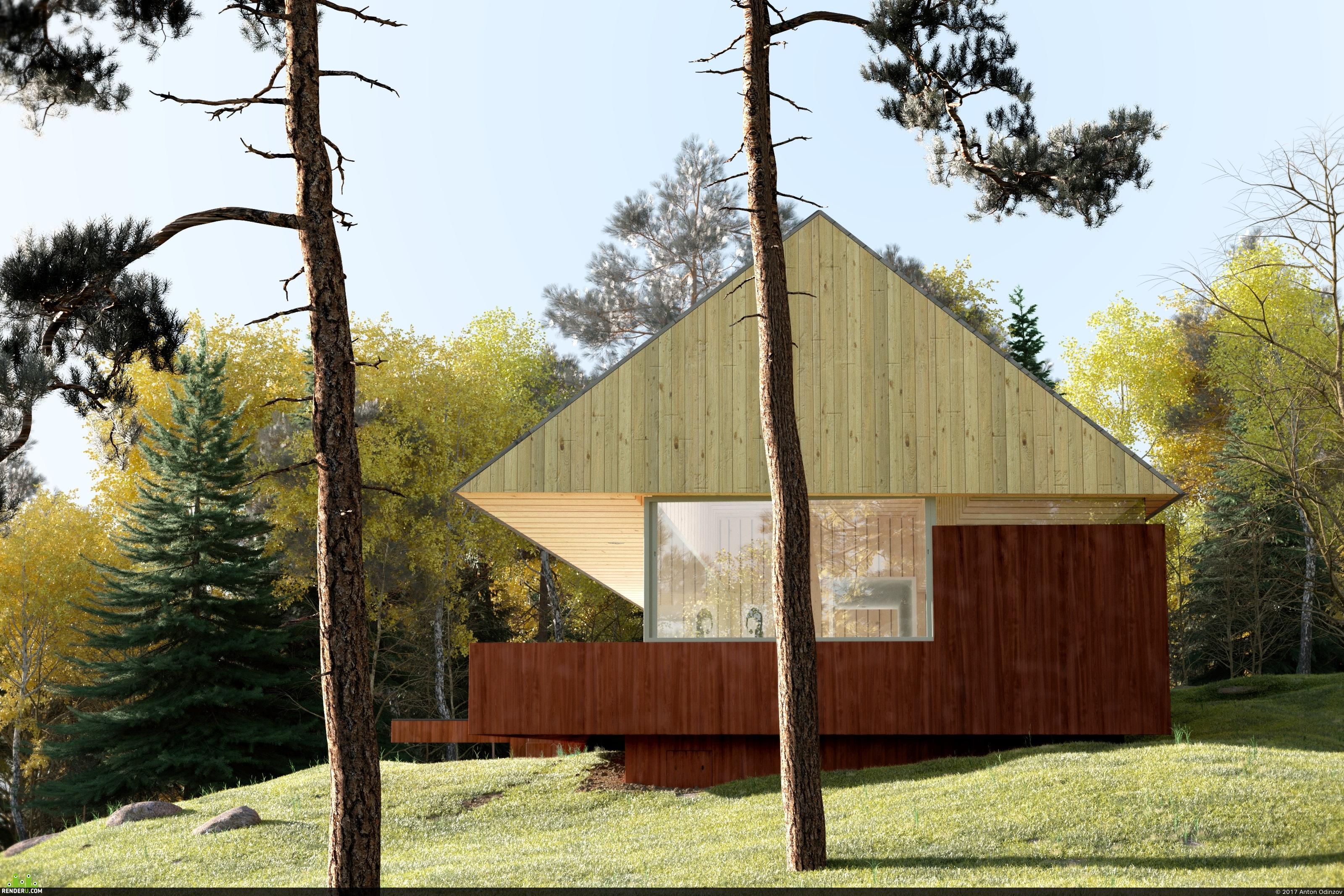 preview Летний дом в Швеции
