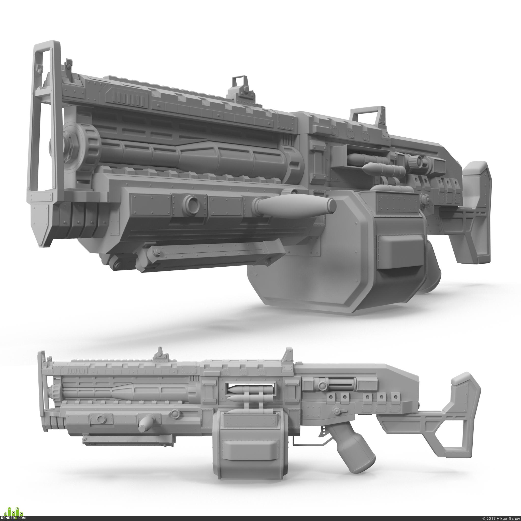 preview Космическое оружие