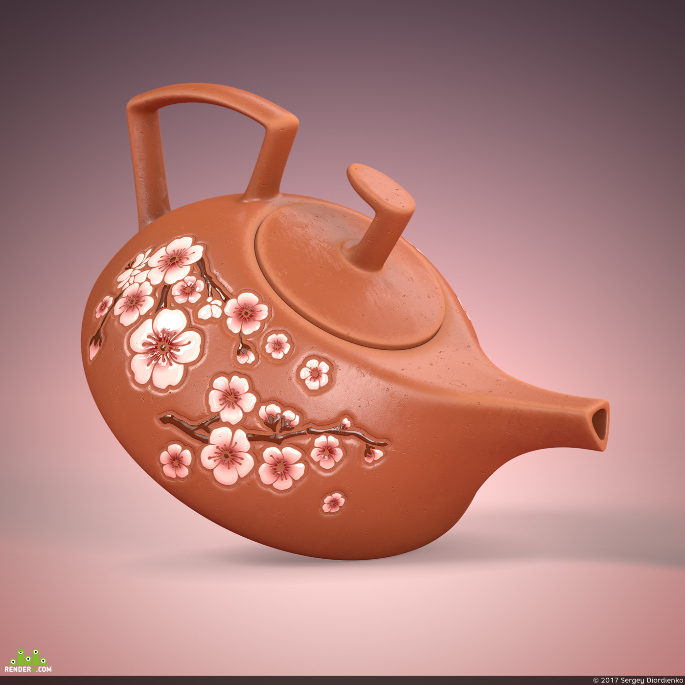 preview Простой китайский чайничек