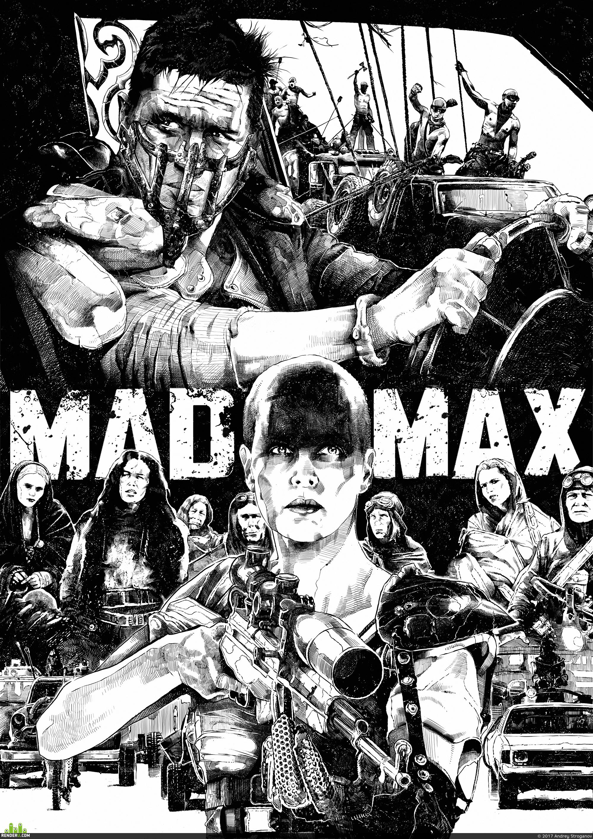 preview Безумный Макс