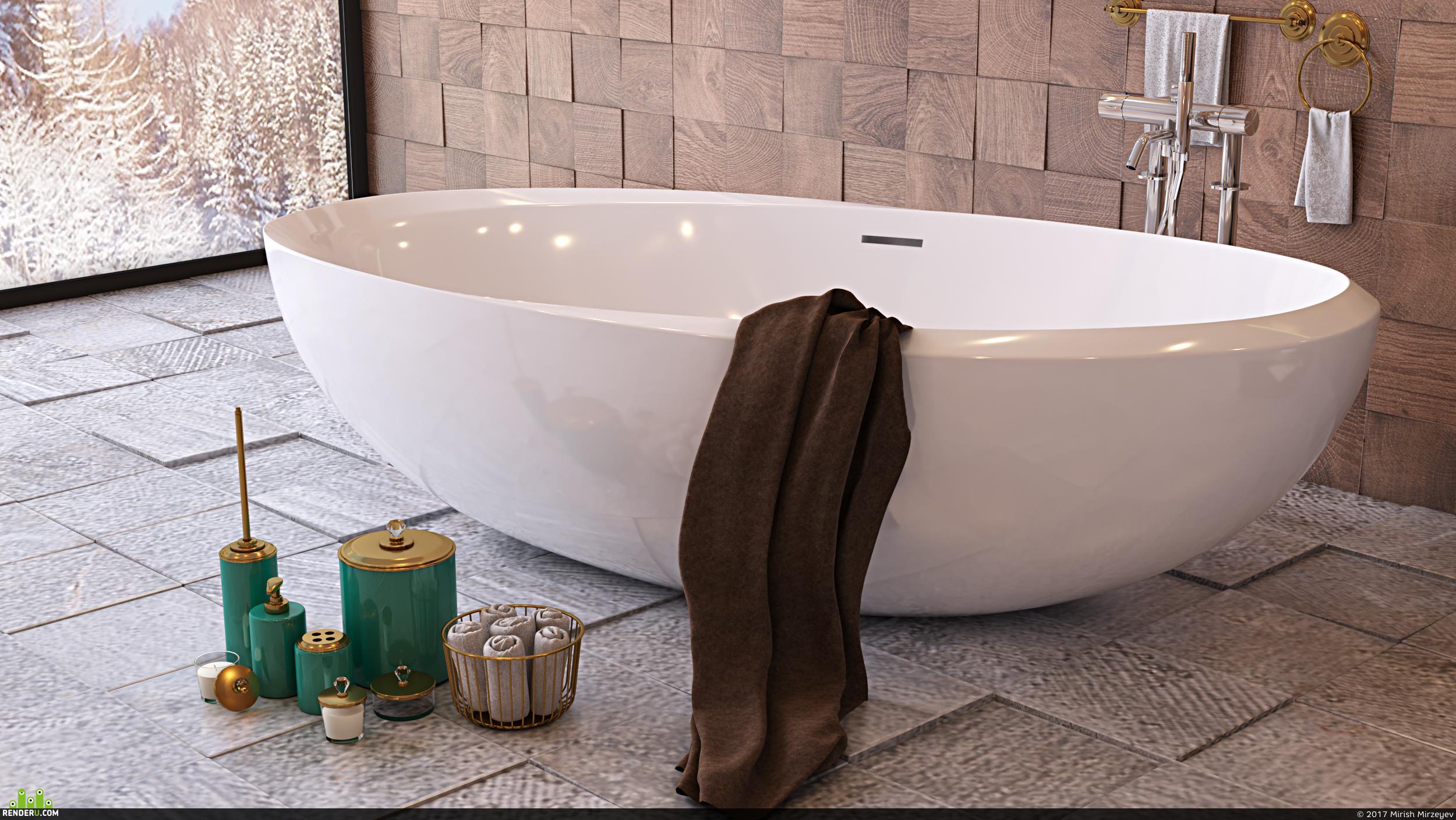 preview Зимняя баня