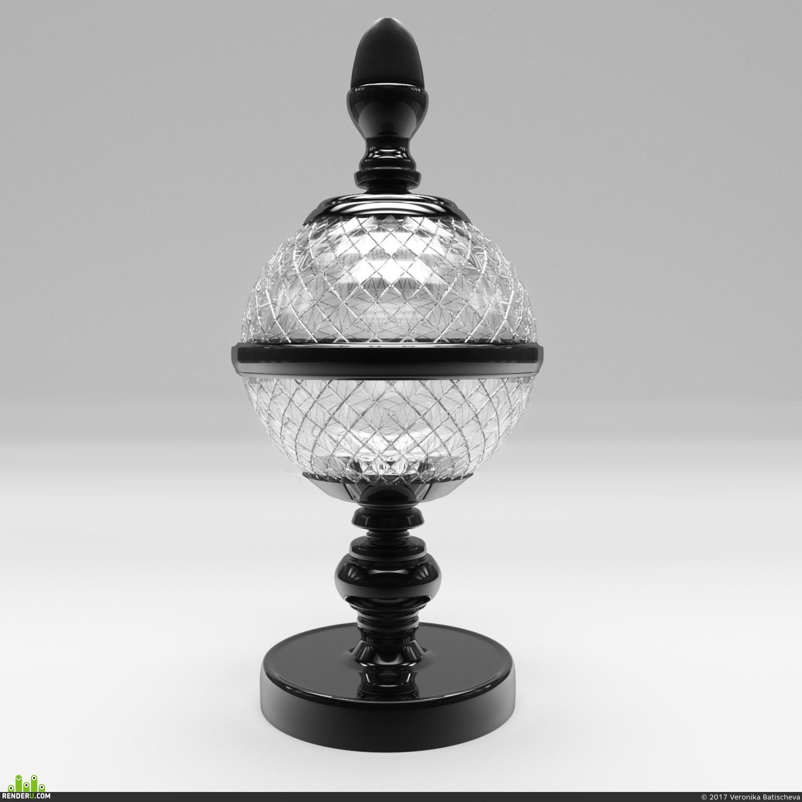 preview Ваза(лампа)