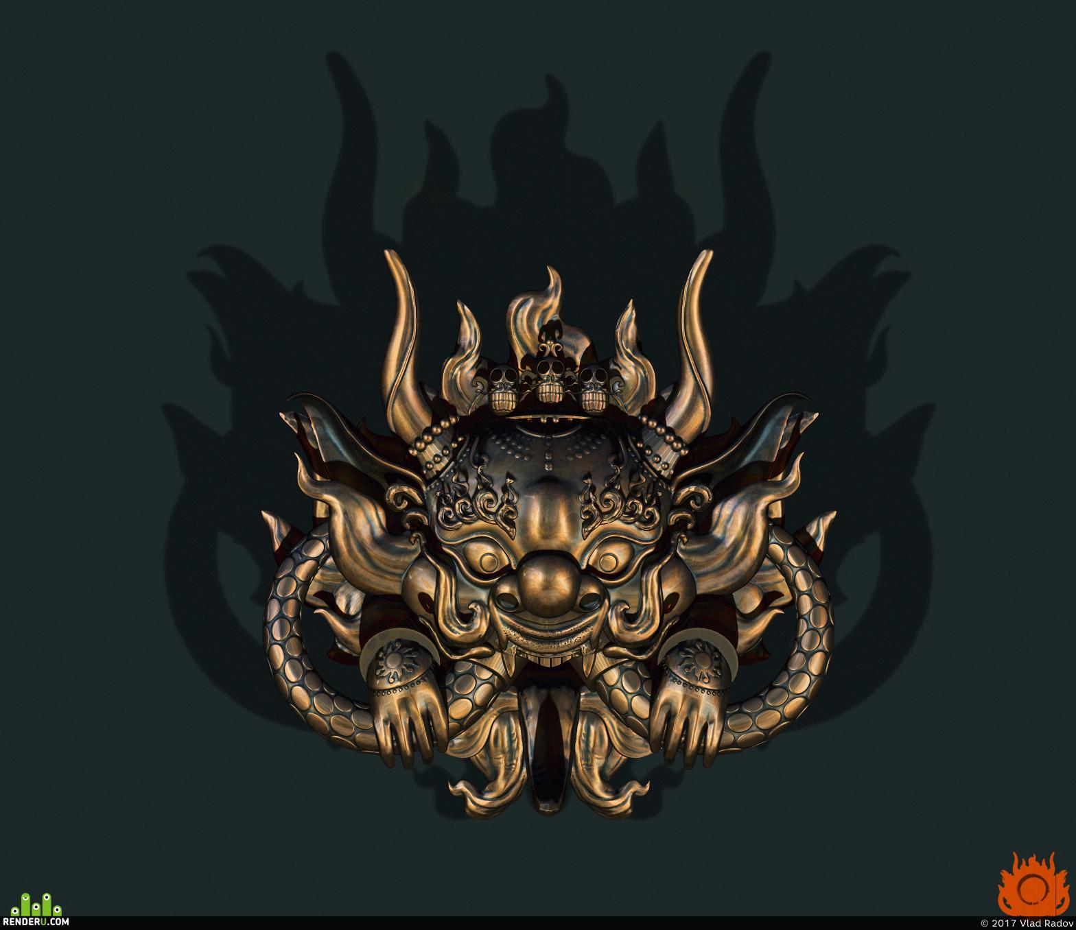 preview Tibetandragon