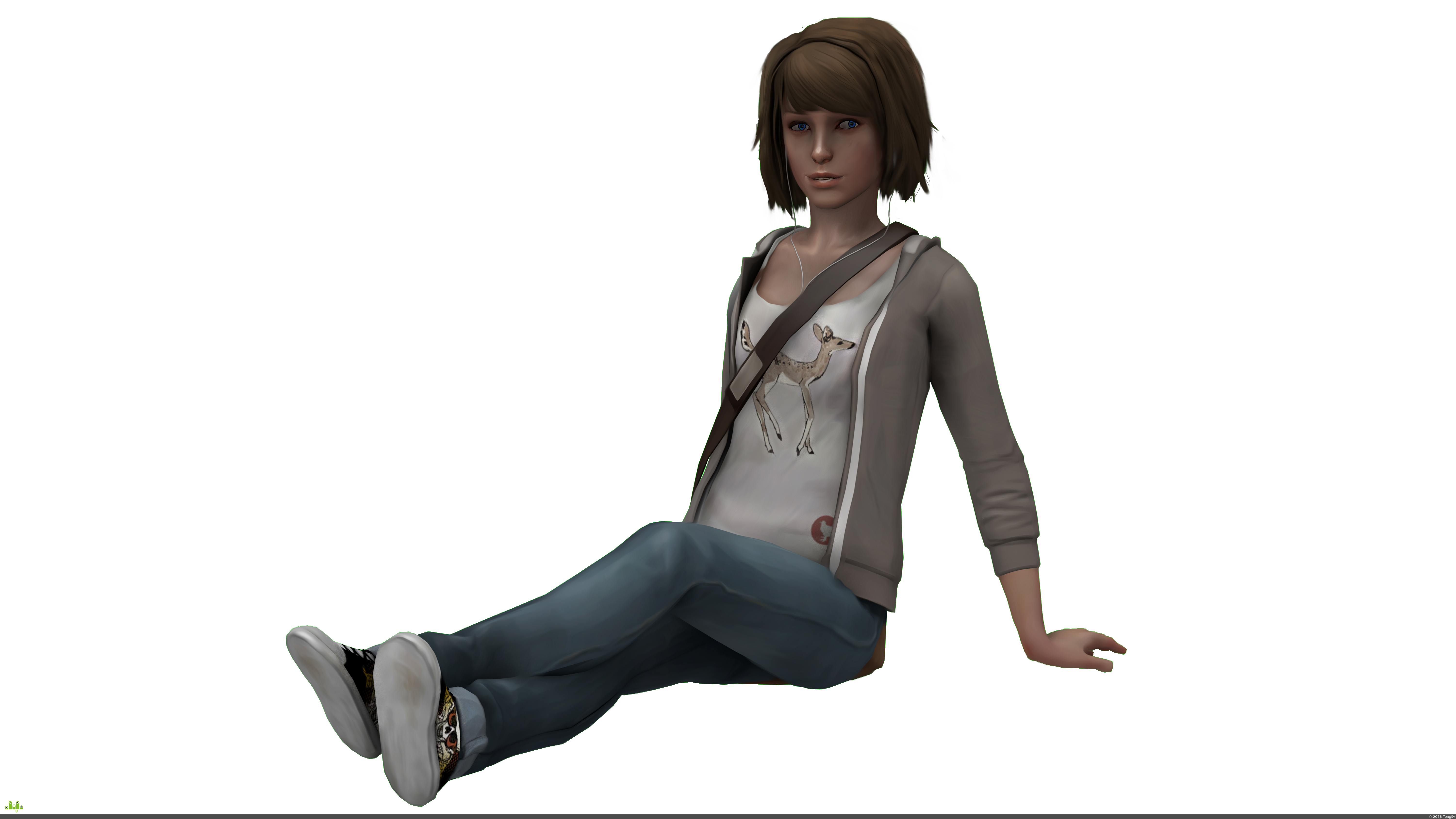 preview Max Caulfield