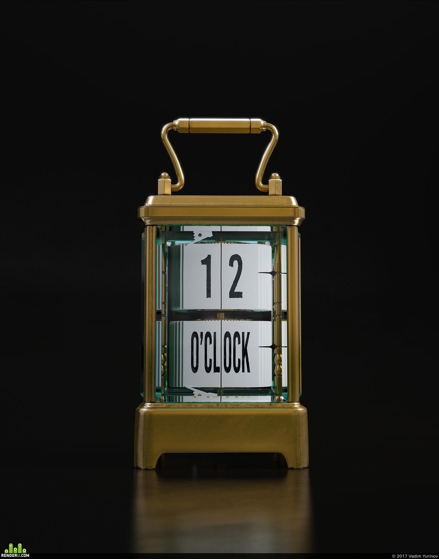 preview The Plato clock