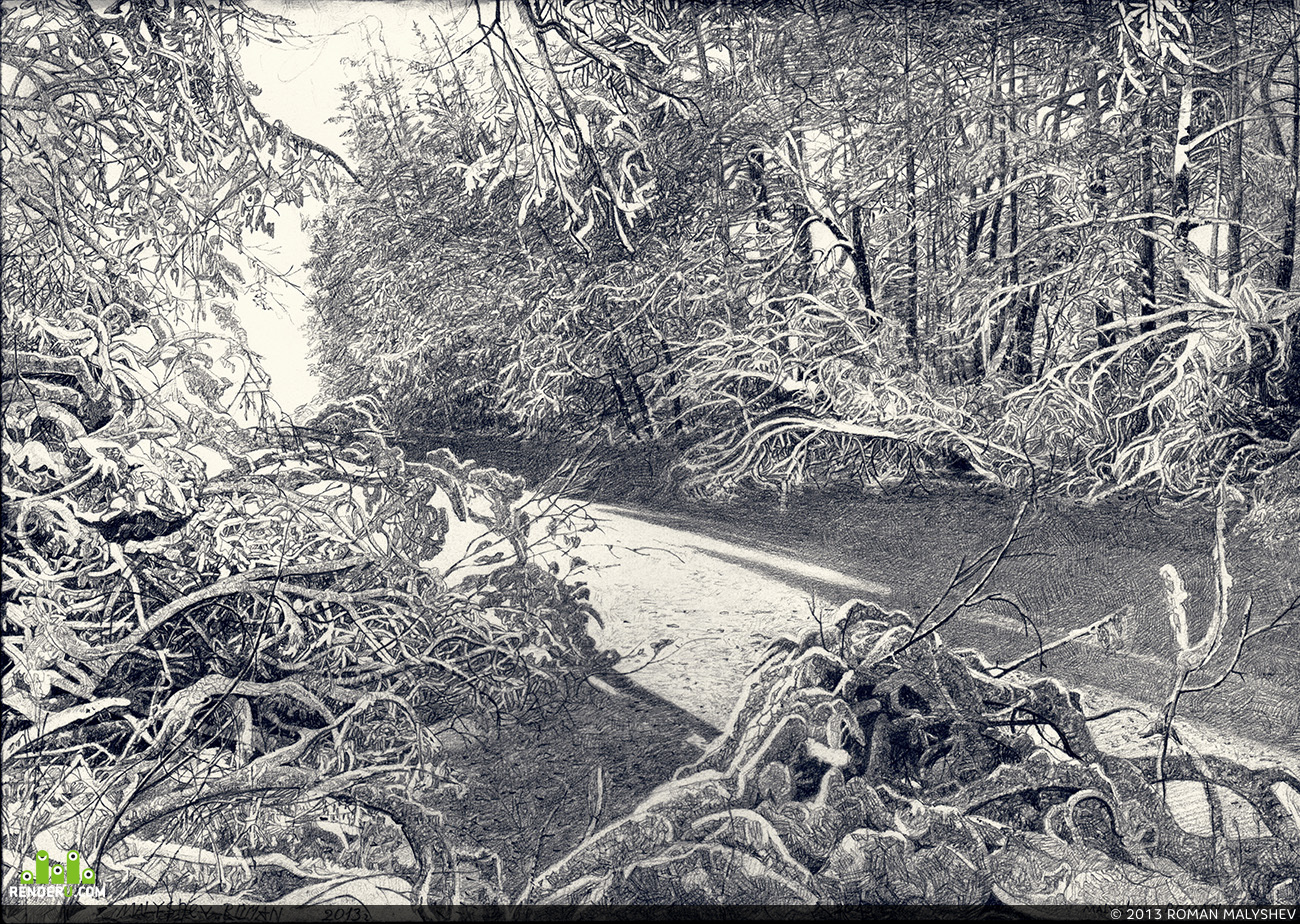 preview Линёвский лес