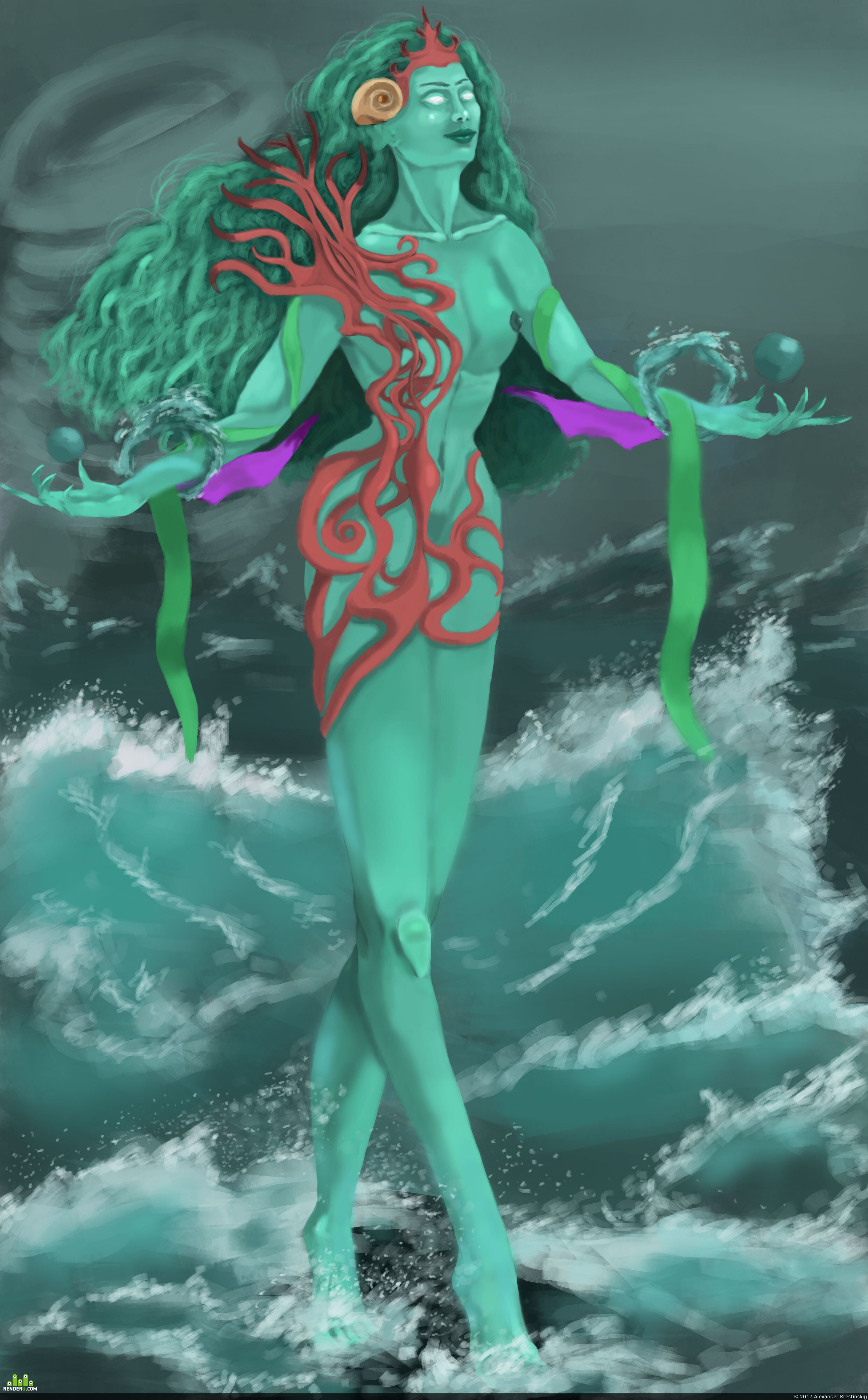 preview Lady of the sea