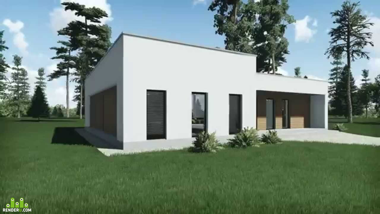 preview 3D-тур по индивидуальному жилому дому