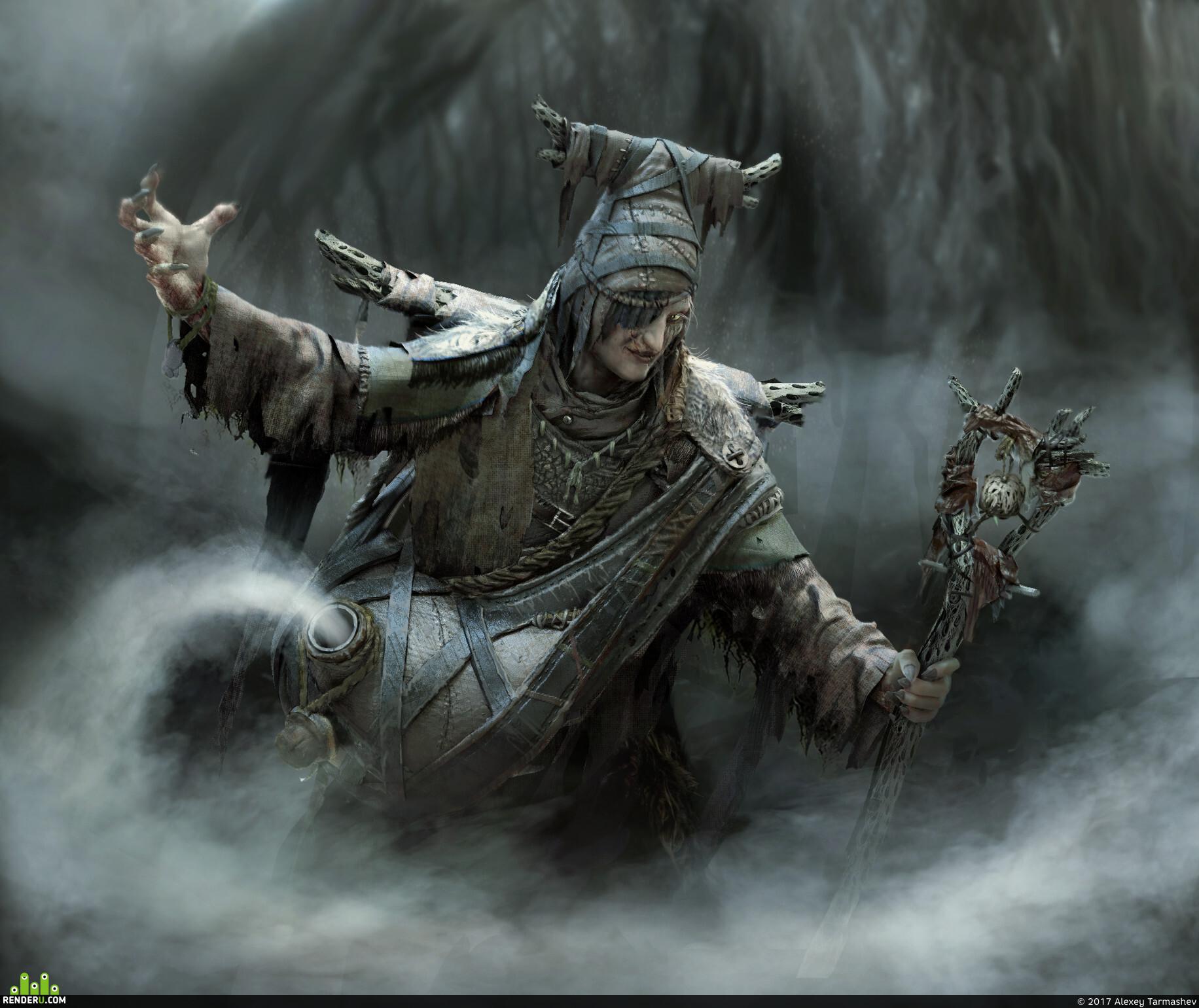preview болотная ведьма