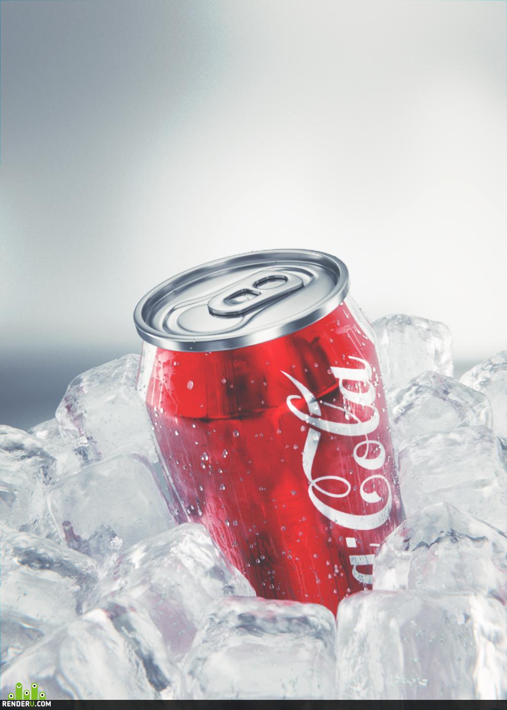 preview Кока-кола и лед