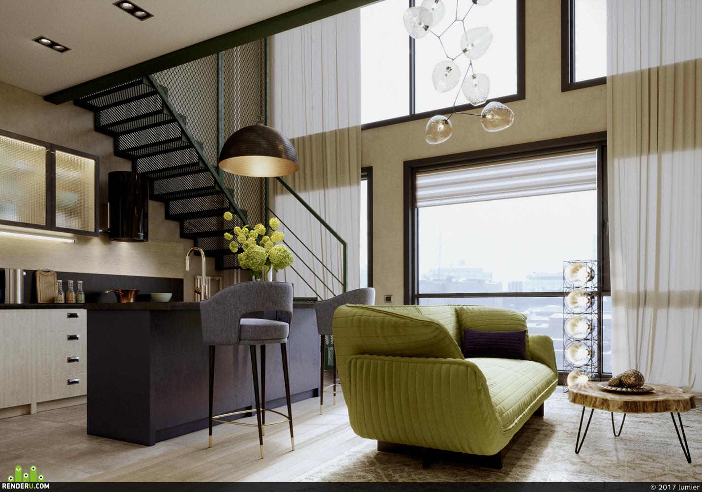 "preview Апартаменты в ЖК""Tribeca"""