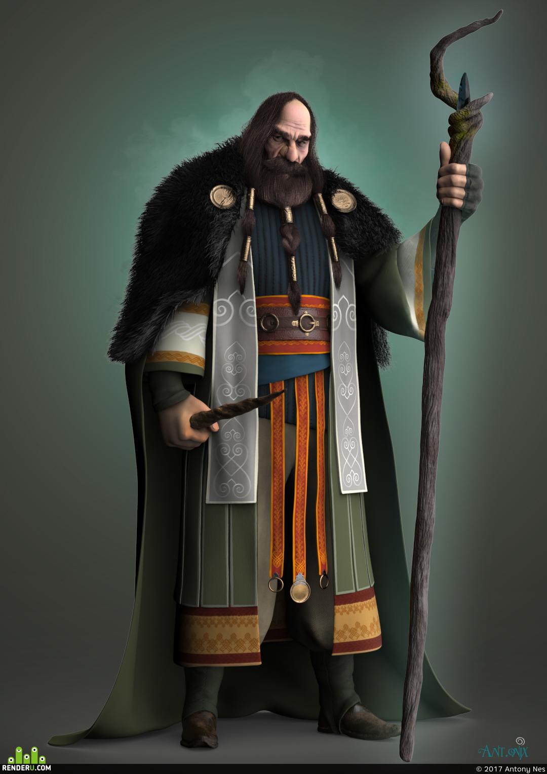 preview Колдун-знахарь
