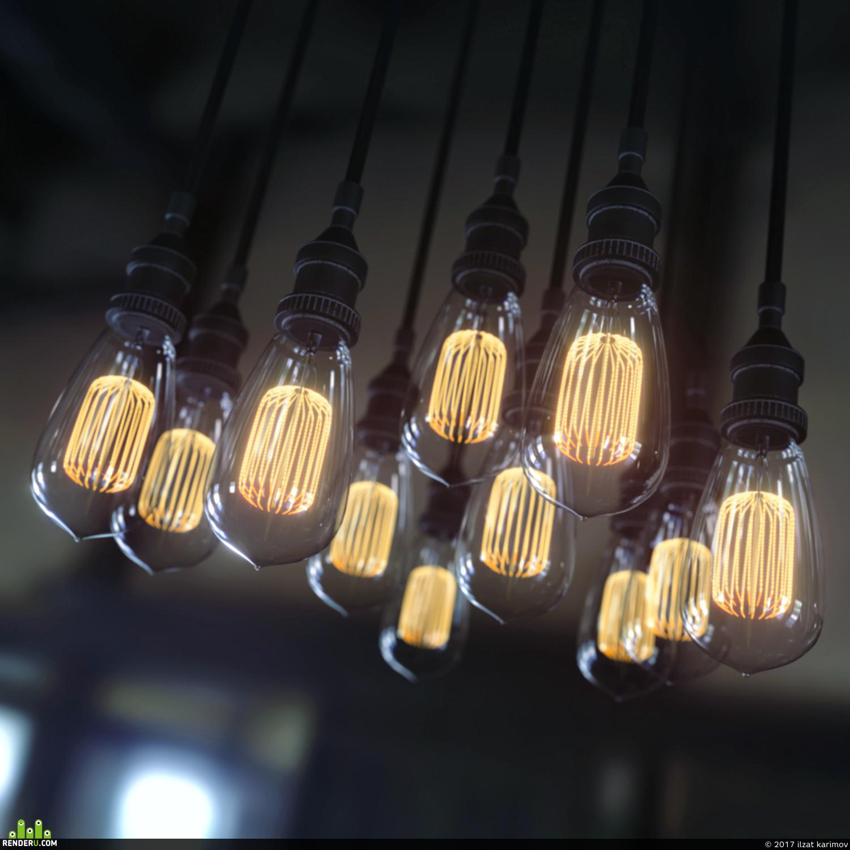 preview лампы Эдисона