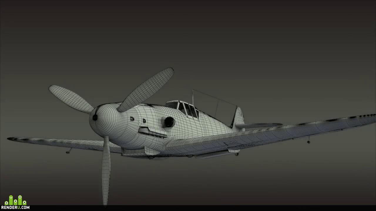 preview Мессершмитт Бф-109