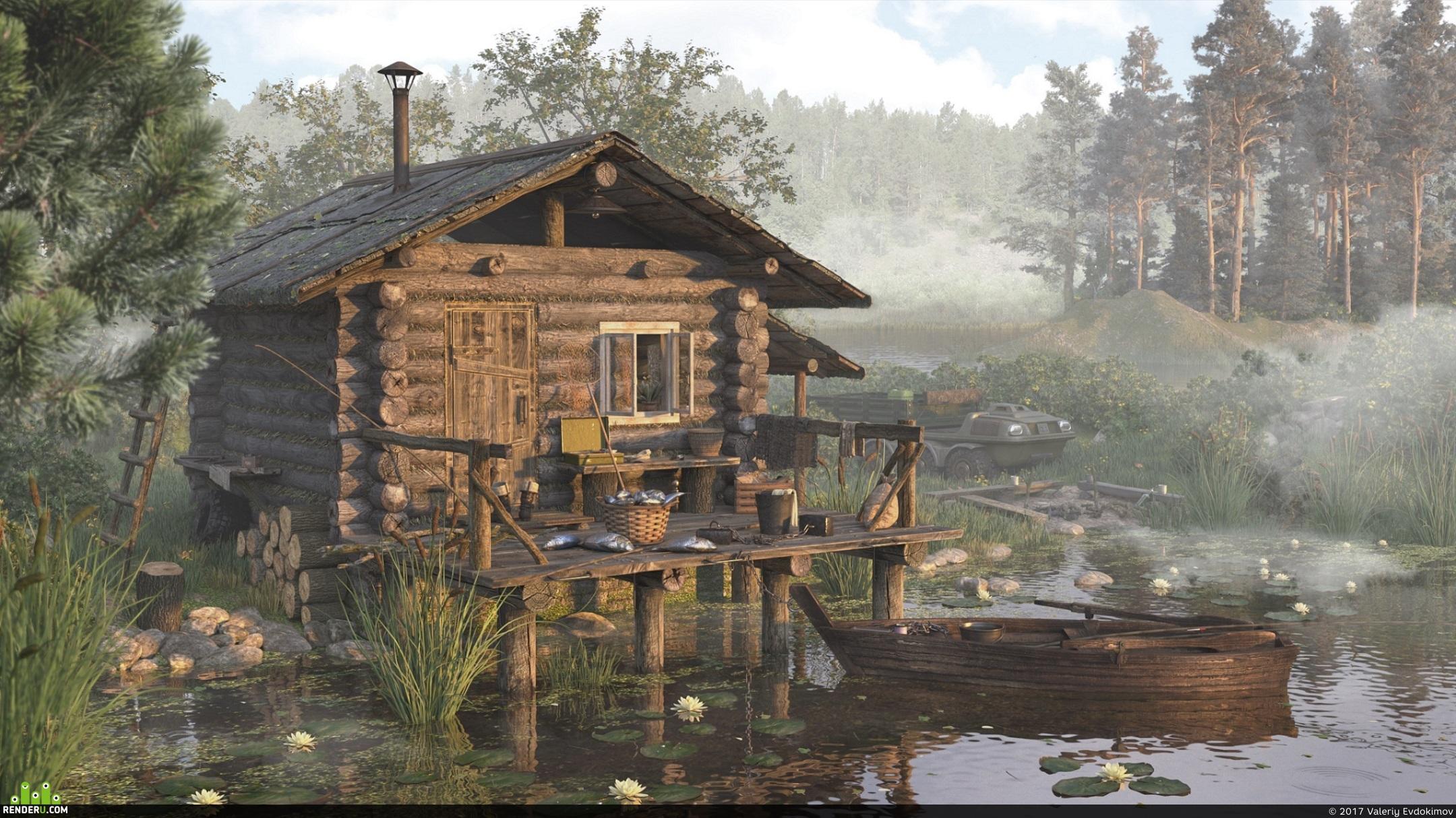 preview Дом на озере