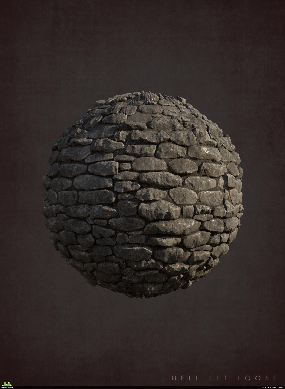 preview Метариел каменных кирпичей
