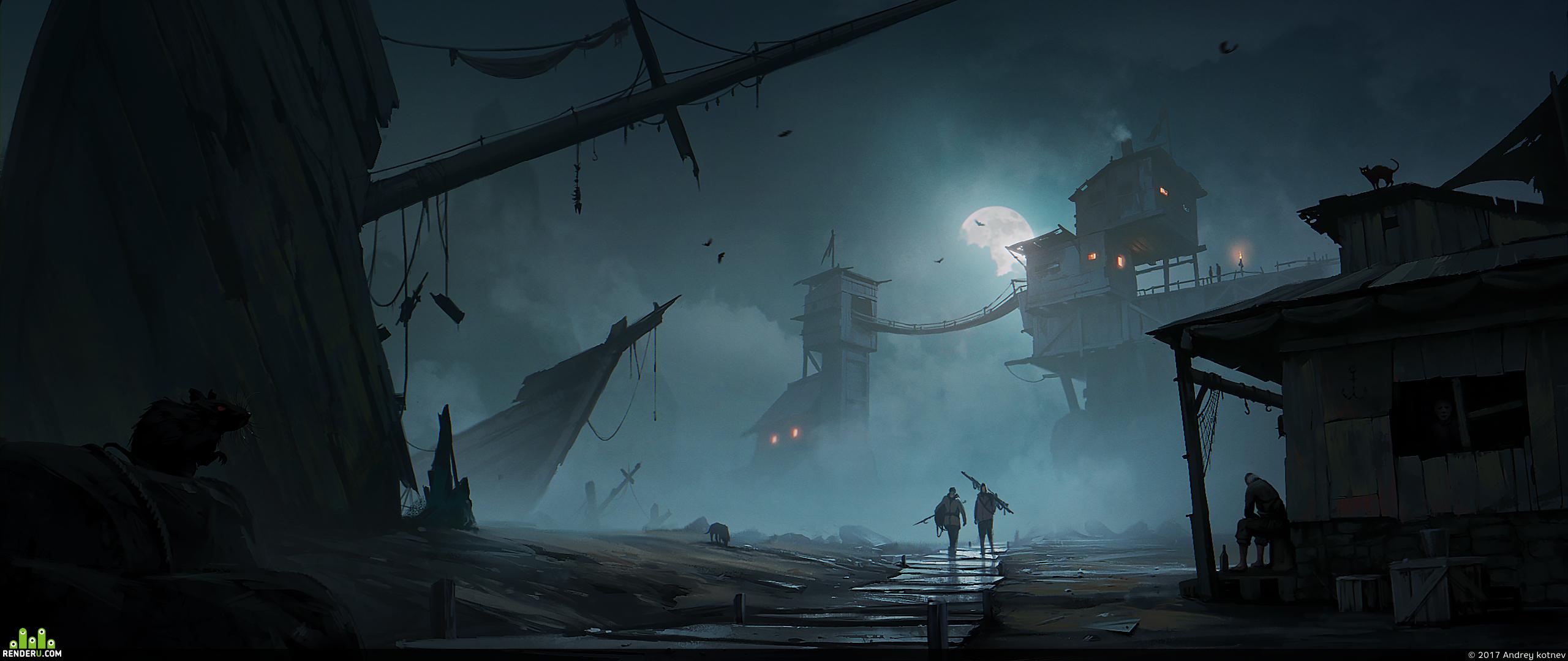 preview Старая гавань
