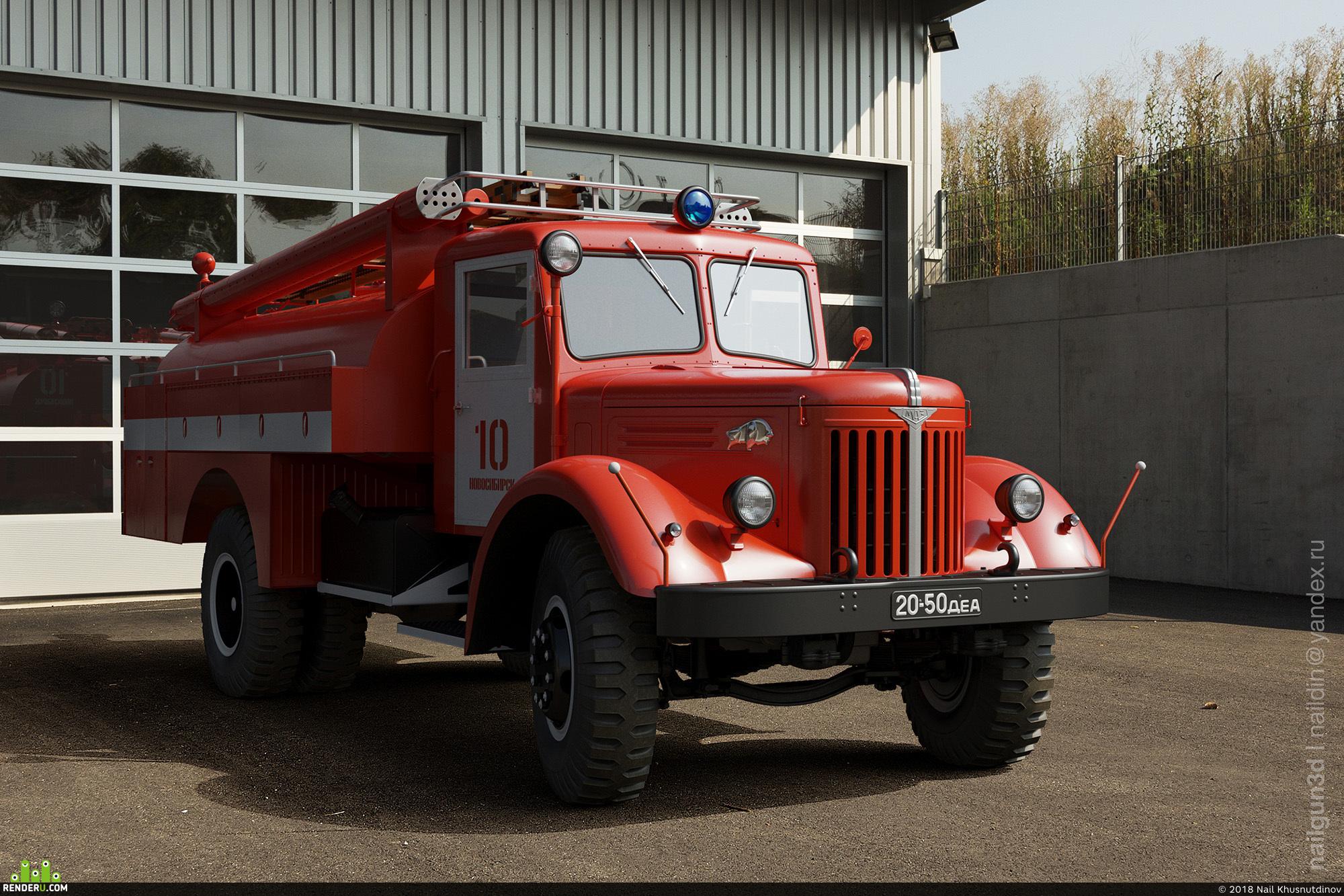 preview Минский пожарный