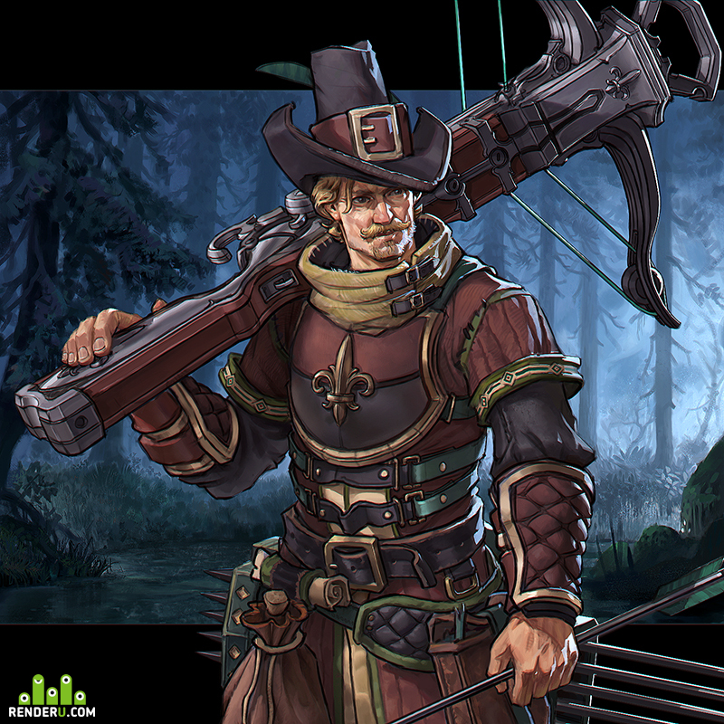 preview Mercenary