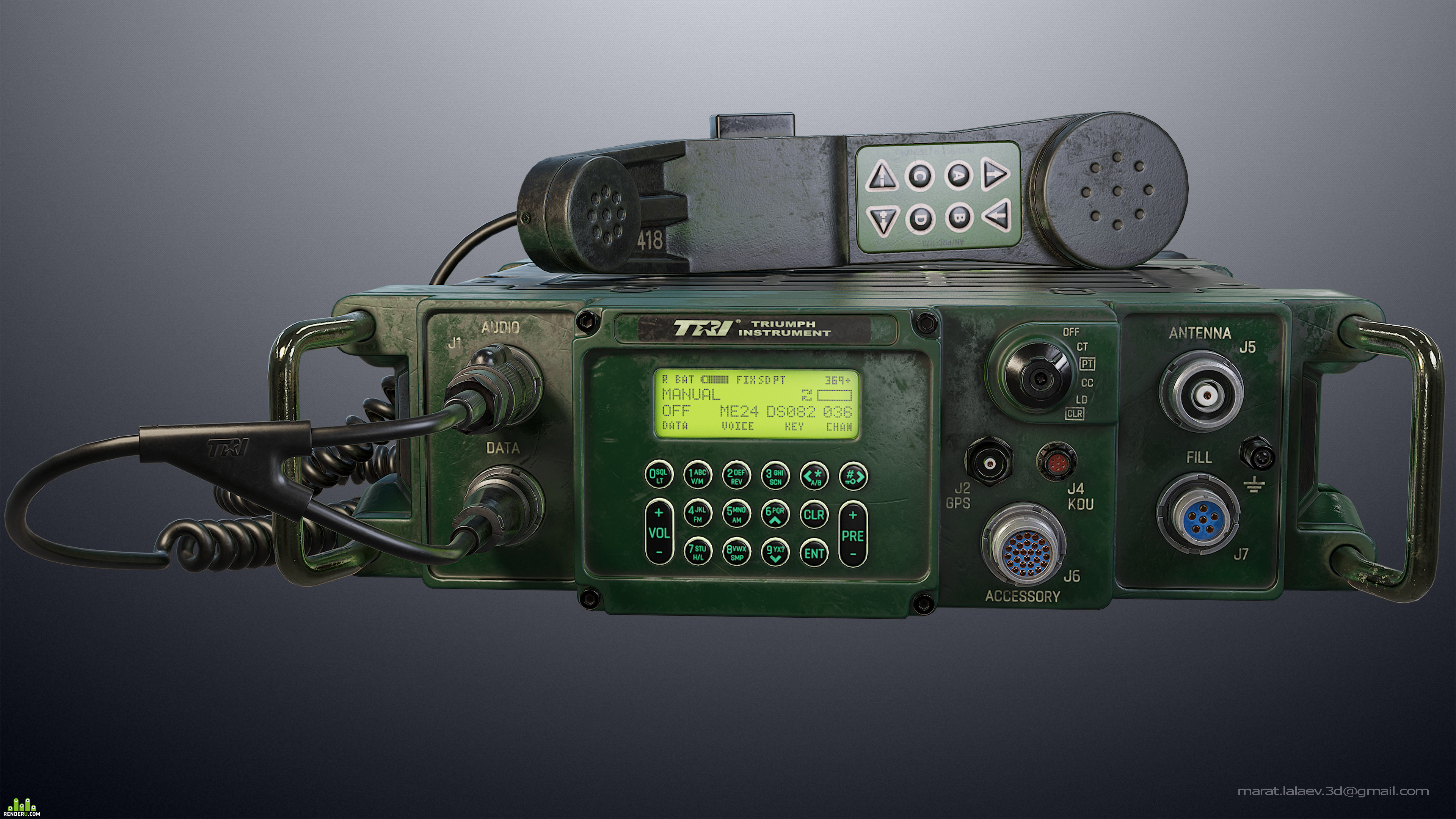 preview Military Radio