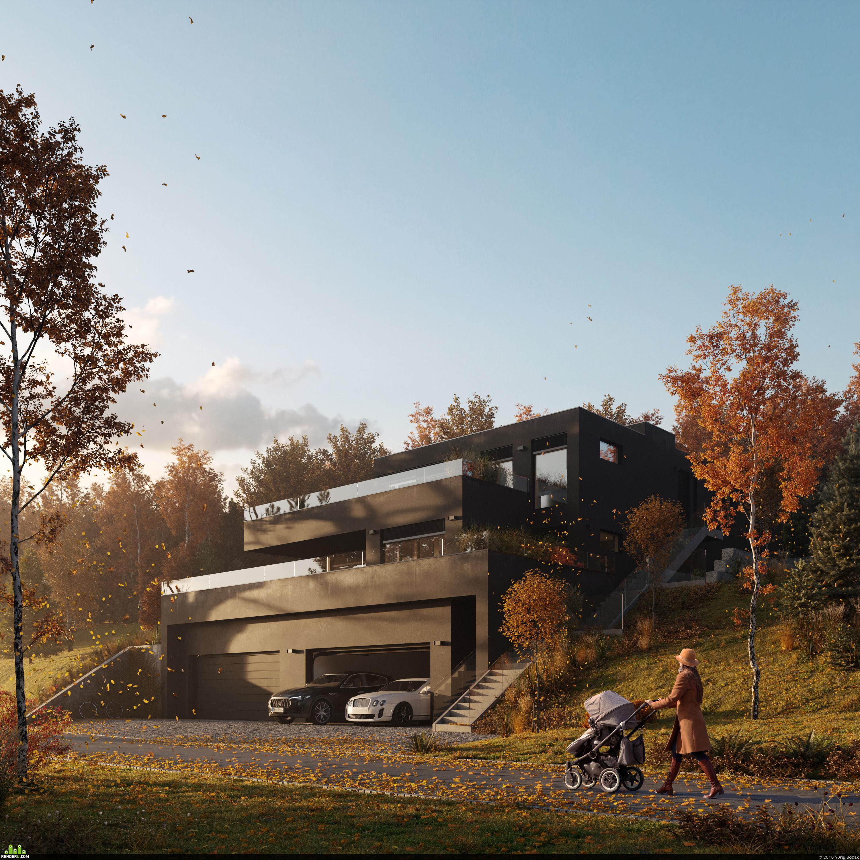 preview Жилой дом в Швейцарии