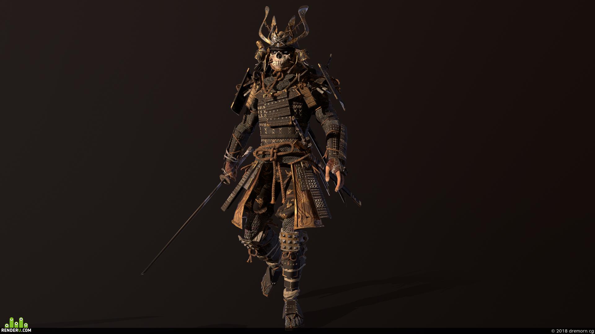 preview Samurai remastered