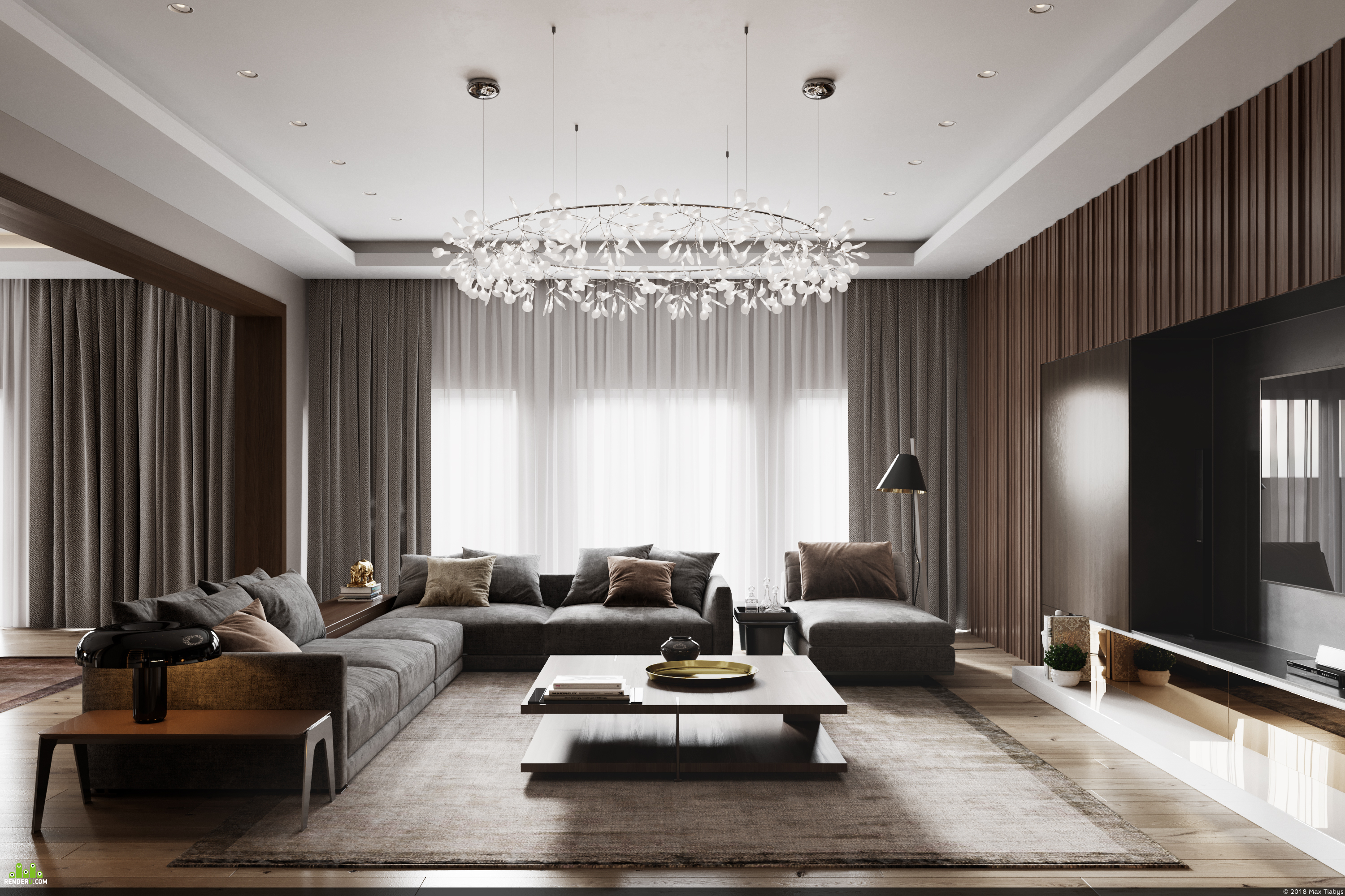 preview CGI:House project in Canada