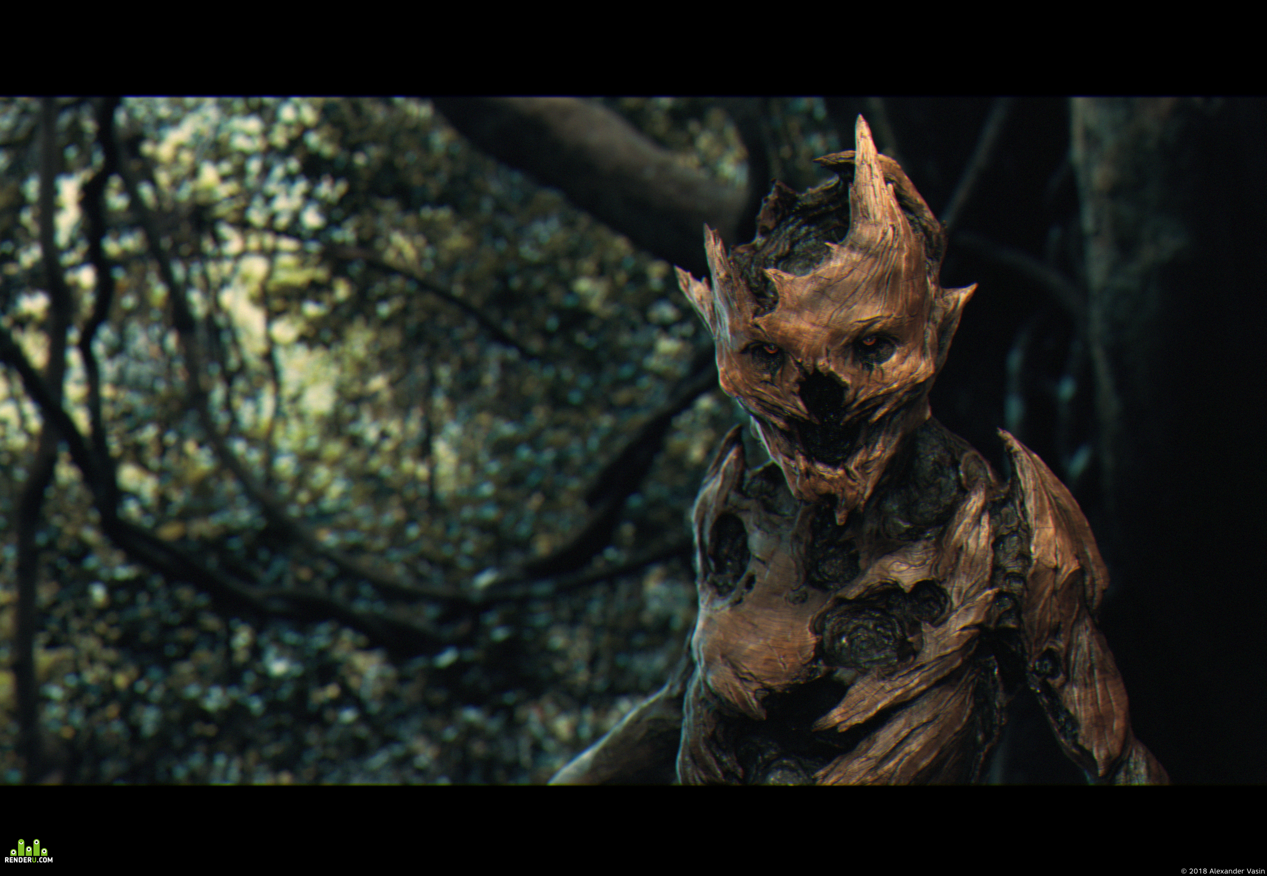 preview Forest creature