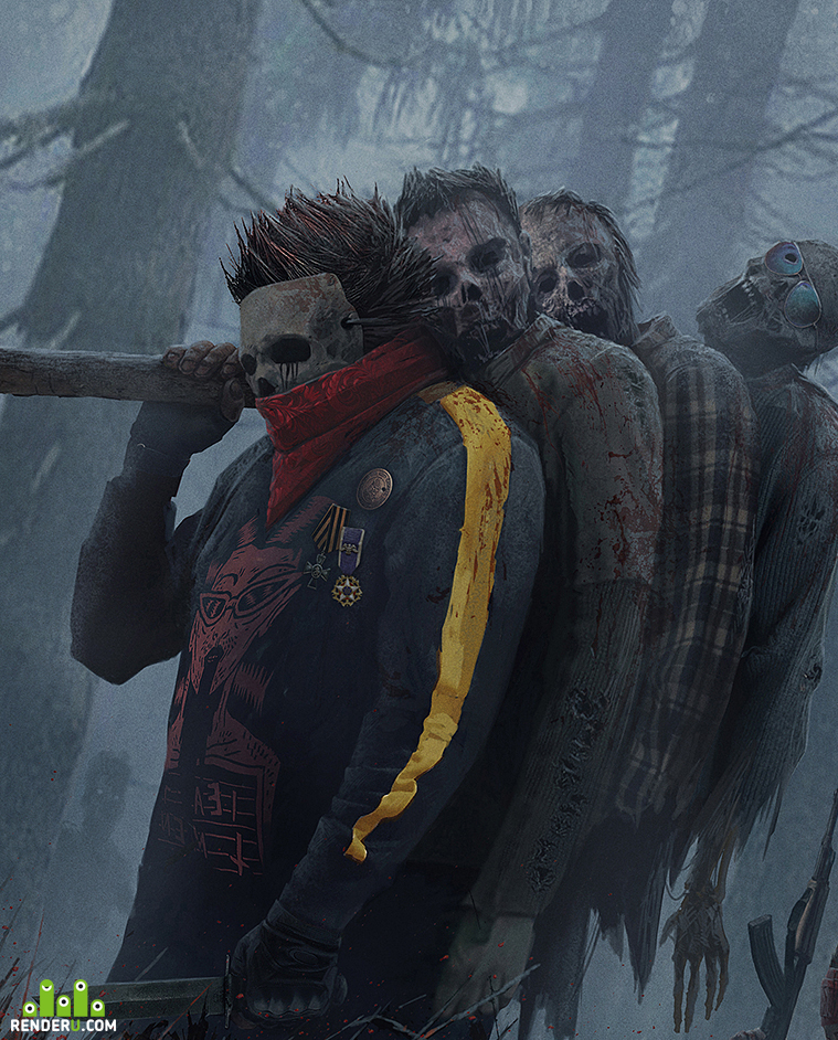 preview Zombie Hunters