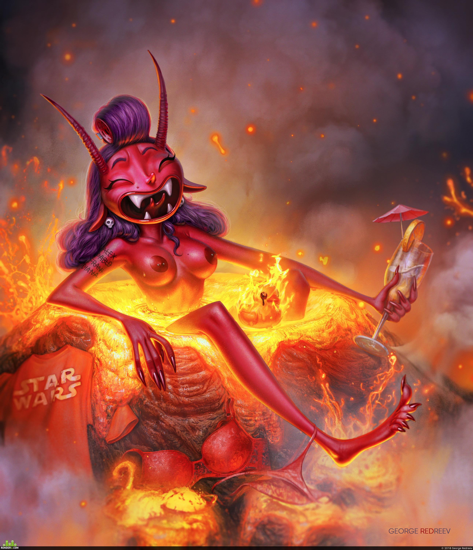 preview devil girl