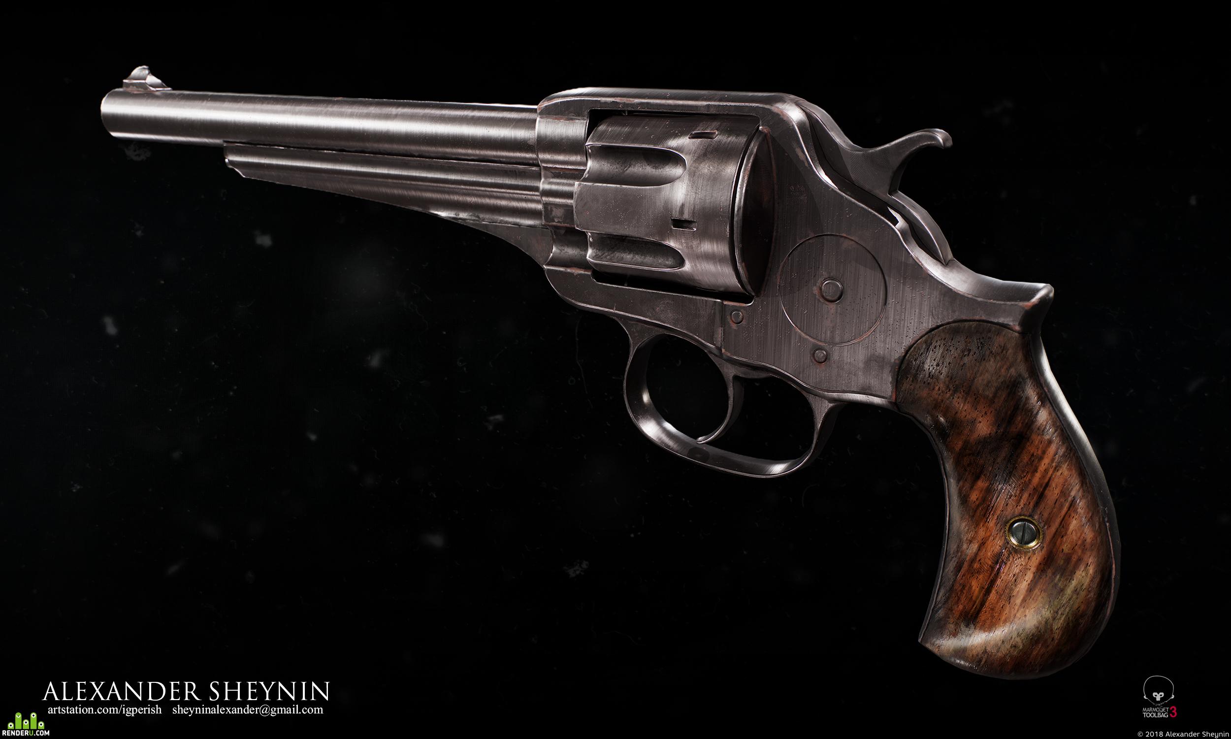 preview Револьвер