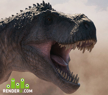 preview Tyrannosaurus. The Jurassic Games