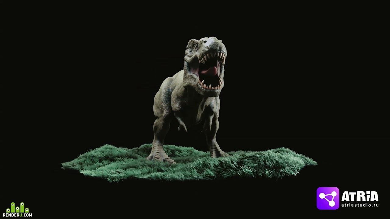 preview Тиранозавр