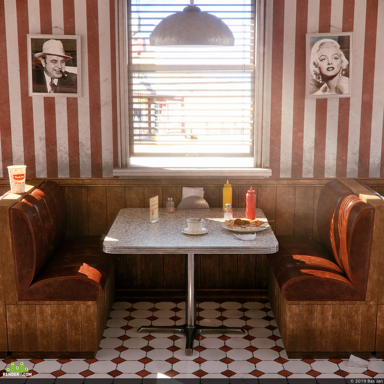 preview American Cafe