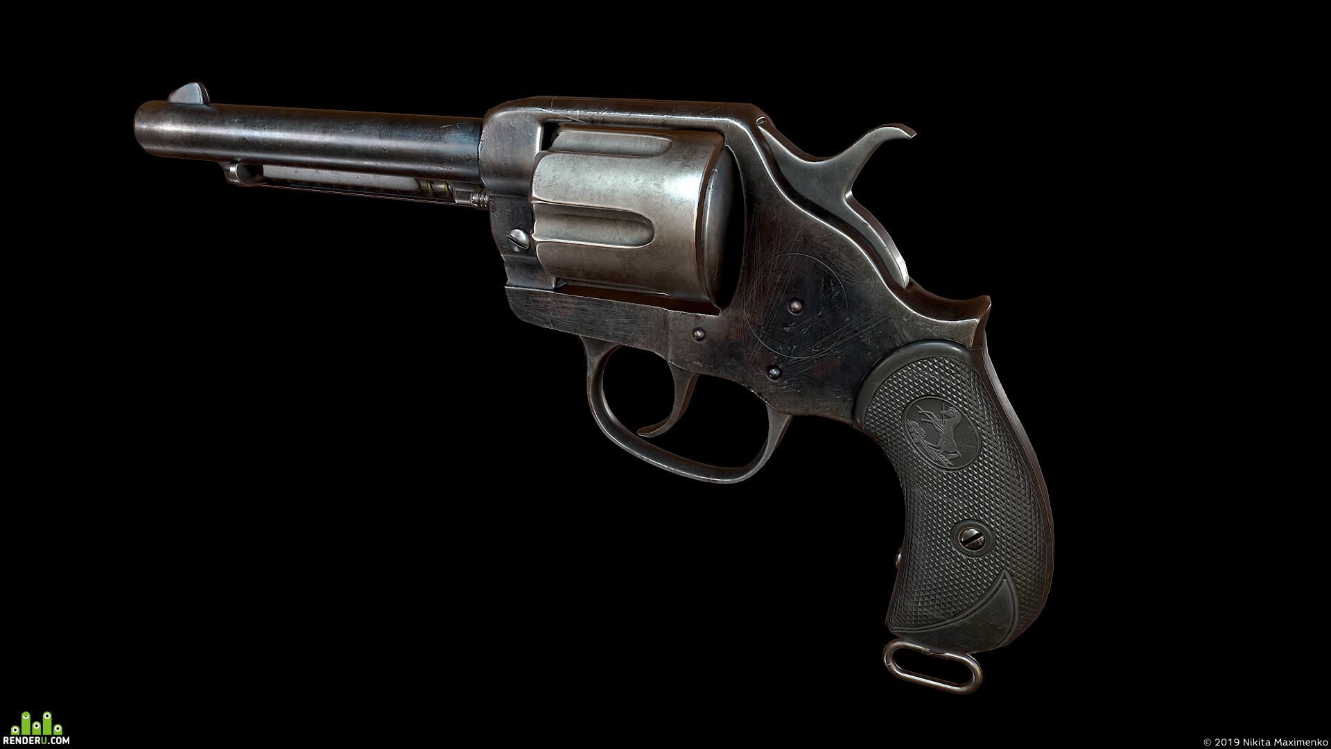 preview Colt 1878 Double Action Revolver