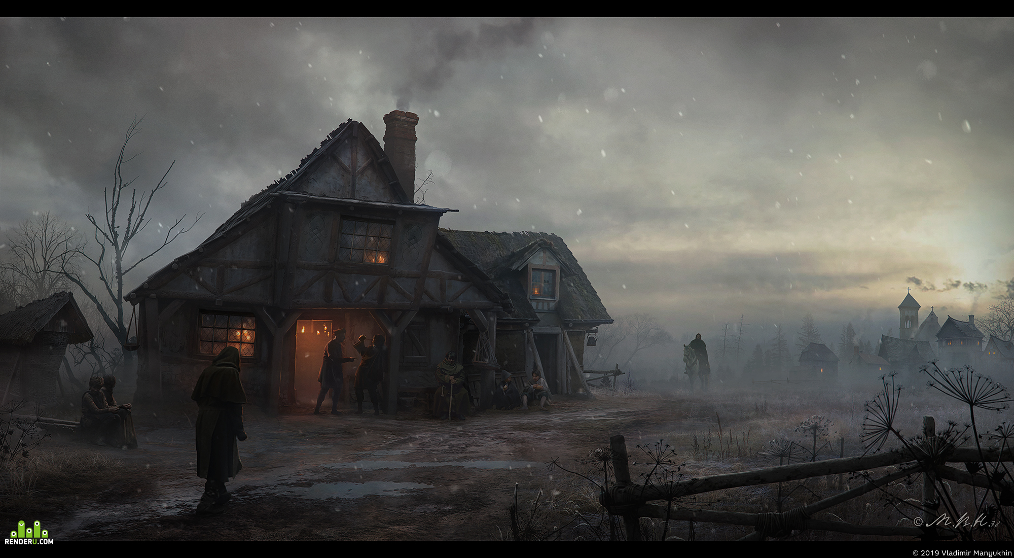 preview Tavern by the road