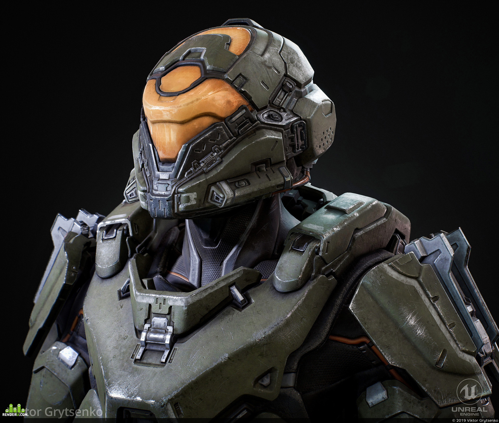 preview Halo armor