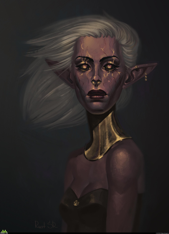 preview Goddess Etheltrid